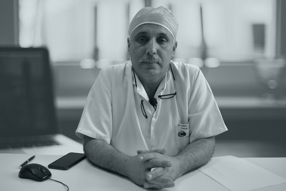 Meilleur chirurgien bariatrique Tunisie - Dr Mourad Adala